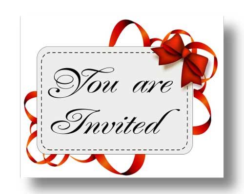 Biglietti di invito